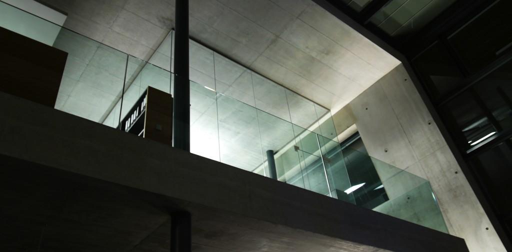 Bautechnik Sichtbeton