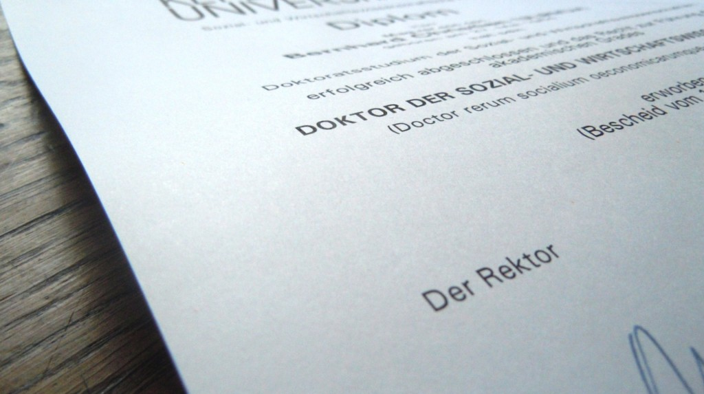dissertation doktorarbeit unterschied